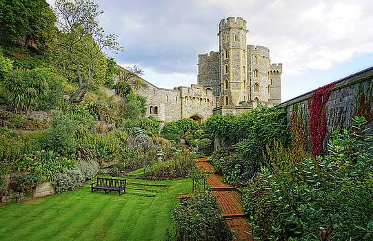 Windsor Castle Garden by Joe Winkler