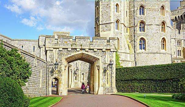 Windsor Castle Walk by Joe Winkler