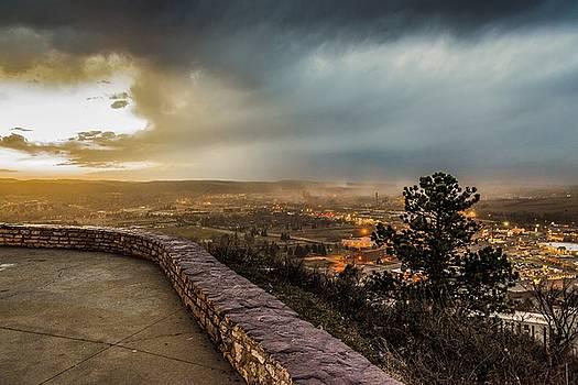 Windstorm in Rapid City by Benjamin Sullivan