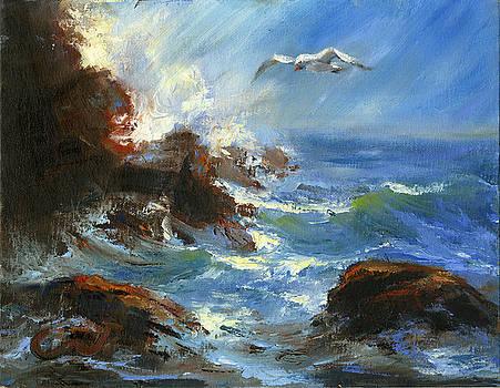 Windswept by Sharon Abbott-Furze
