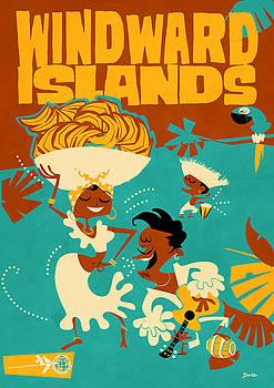 Windward Isles by Daviz Industries