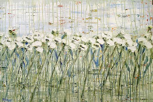 Windy Blue Day by Diane Dean