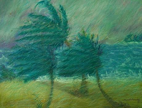 Windy Day  by Ana Bikic