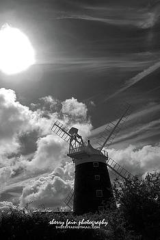 Windy Mill by Sherry Fain