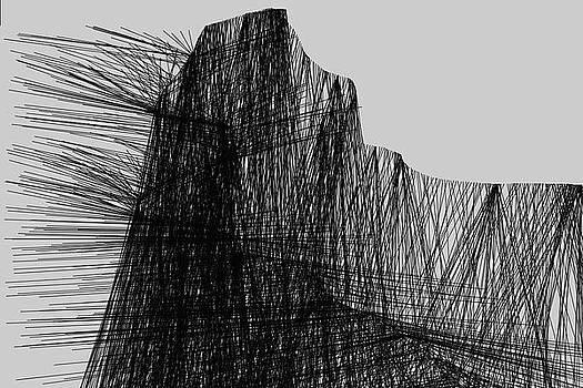 Windy Mountain by Simone Pompei