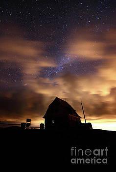 James Brunker - Windy Night at Mt Chacaltaya