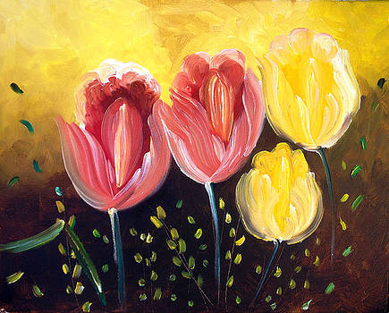 Patricia Lazaro - Windy Tullips