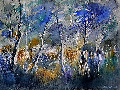 Windy winter by Pol Ledent