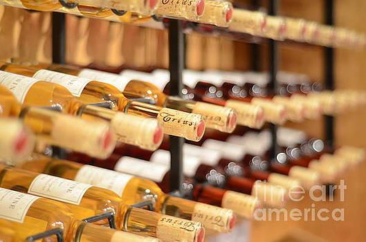 Wine anyone? by Laurel Best
