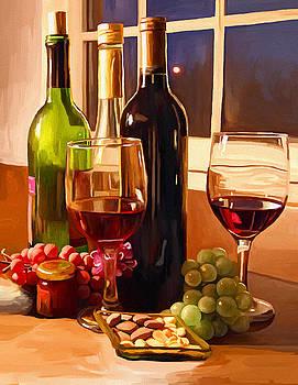 Wine by Ata Alishahi