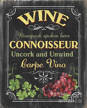 Wine Cellar 2 by Debbie DeWitt