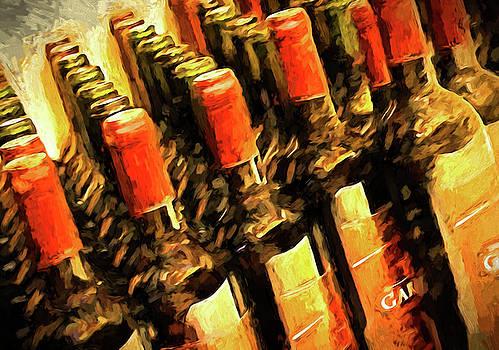 Wine Cellar by Dennis Cox Photo Explorer