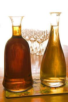 Dennis Cox - Wine Decanters
