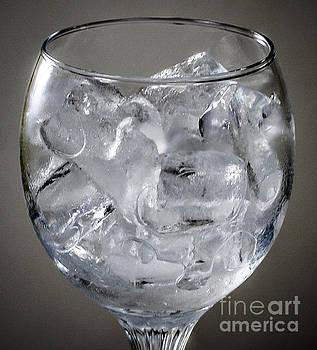 Wine Glass #1 by Kenroy Rhoden