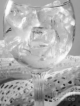 Wine Glass #2 by Kenroy Rhoden