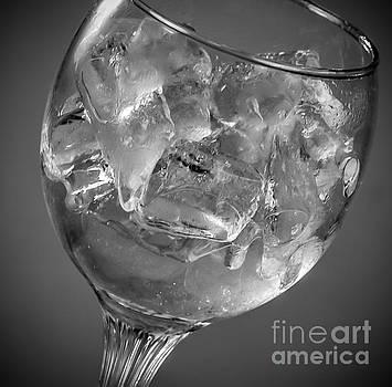 Wine Glass #4 by Kenroy Rhoden