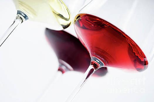 Wine glass by Jelena Jovanovic