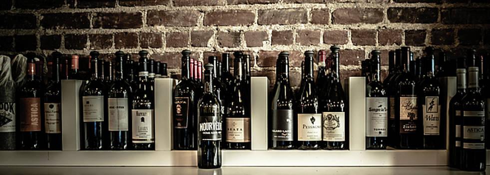 Wine II by Randy Bayne