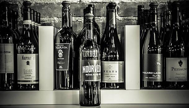 Wine III by Randy Bayne