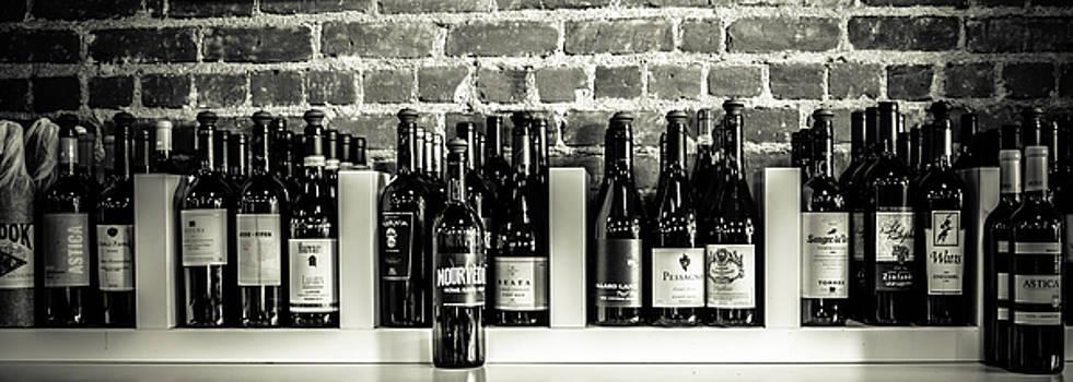 Wine IV by Randy Bayne
