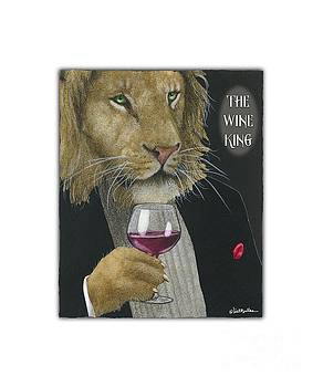 Will Bullas - wine king...