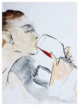 Wine Lover by Natalia Stahl
