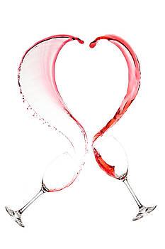 Wine Lover by Renee Doyle