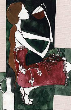 Wine by Maya Manolova