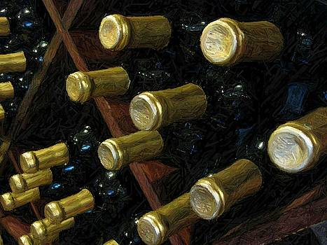 Carolyn Jacob - Wine Rack
