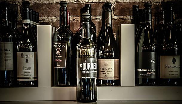 Wine by Randy Bayne