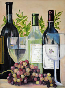 Carolyn Shireman - Wine Time