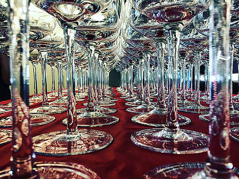 Wineglasses by Jessica Stiles