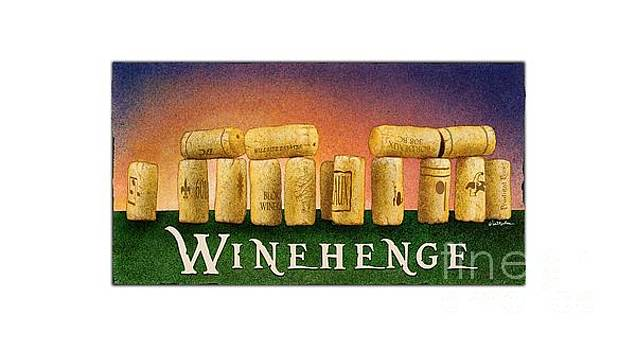 Will Bullas - Winehenge