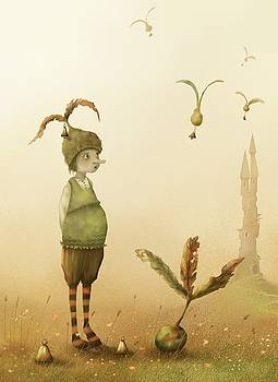 Wing-Nut, Morning Bells by Joe Gilronan