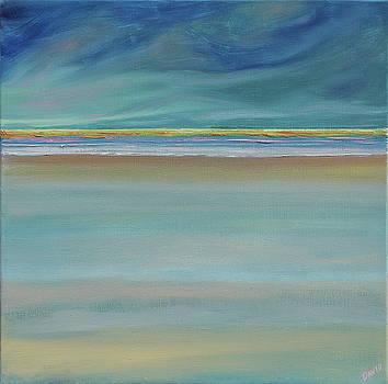 Wingaersheek Beach by David King Johnson