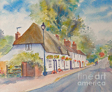 Wingham nr.Canterbury by Beatrice Cloake