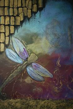 Patti Spires Hamilton - Wings II