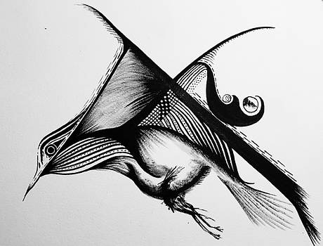 Wings of Desire by Brenda Nachreiner