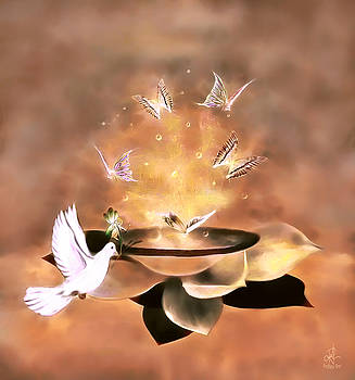 Wings of Magic by Pennie  McCracken