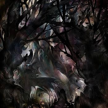 Wings Of The Wood by Rachel Christine Nowicki