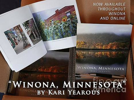 Winona Minnesota Photo Book by Kari Yearous Informational Listing by Kari Yearous