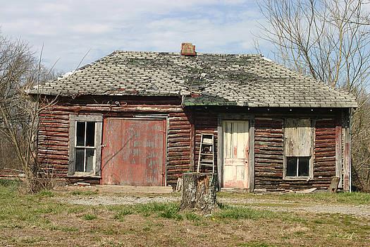 Winslow Cabin by Curtis J Neeley Jr