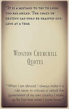 Winston Churchill1 by David Norman