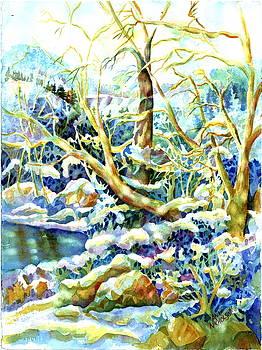 Winter by Ann  Nicholson