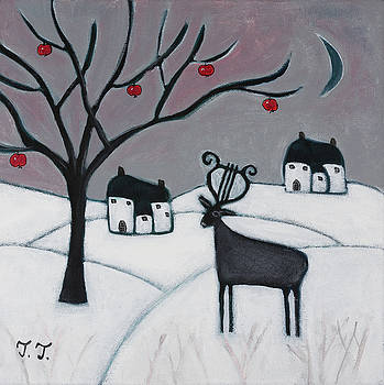 Winter Apples are the Sweetest by Teodora Totorean