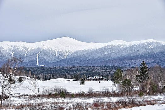 Winter at Mount Washington by Tricia Marchlik
