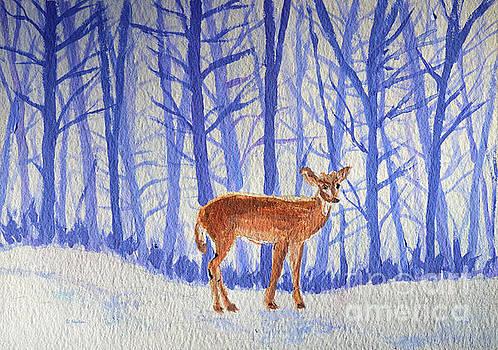 Winter Begins by Li Newton