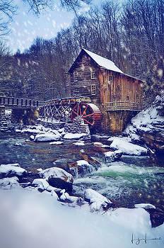 Winter Begins by Lj Lambert