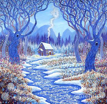 David Newton - Winter Berries