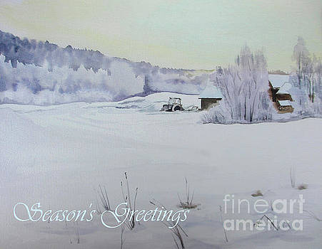 Martin Howard - Winter Blanket Season